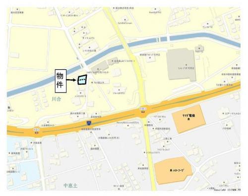 川合フォックス 地図