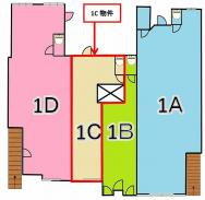 クラブJJ間取り図